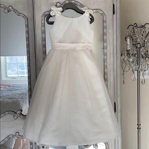 Joan Calabrese Flower Girl Dress